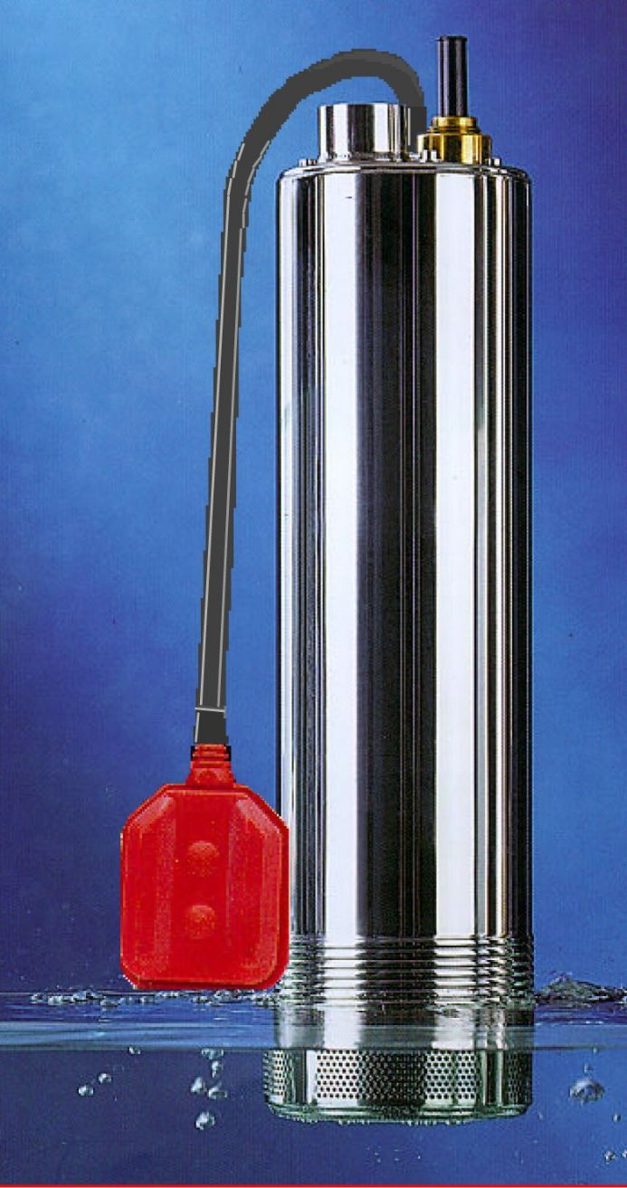 SRM/T (ESKA) Well Series 100 Multistage Submersible Pumps
